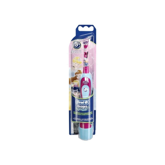 Oral-B Stages Princess Electric Rechargeable Toothbrush for kids Disney Princess