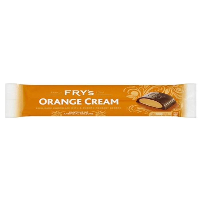 Fry's ORANGE Cream 49g