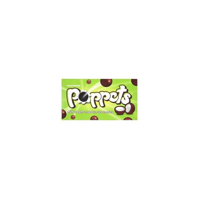 Paynes Poppets MINT CREAMS 40g Box