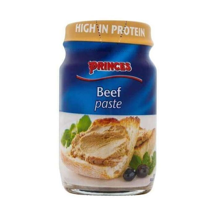Princes Beef Paste 75g Single Jar