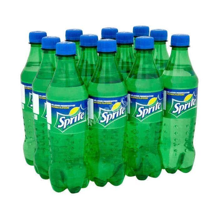 Sprite Lemon Lime 500ml x 12 Impulse Bottle Wholesale