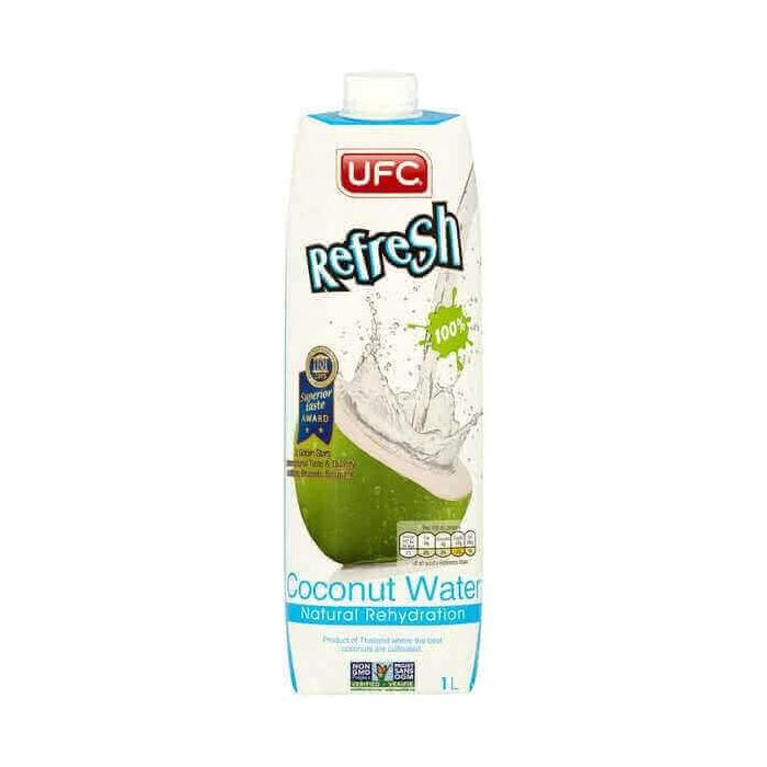 UFC Refresh 100% Coconut Water 1 Litre