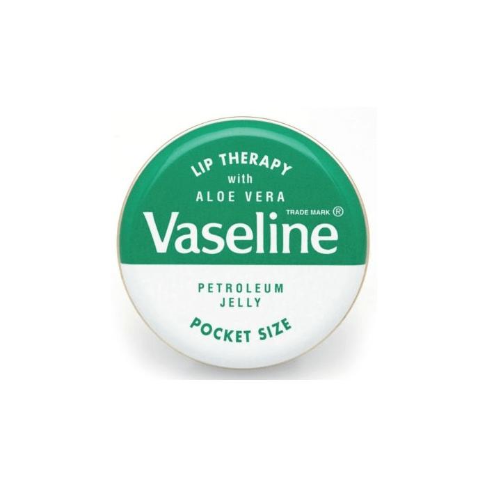 Vaseline Lip Therapy ALOE VERA 20g Tin