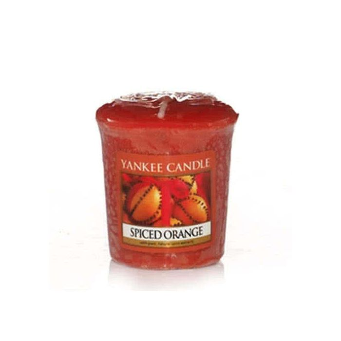 Yankee Candle Spiced Orange Sampler Votive 49g