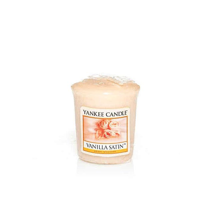 Yankee Candle Vanilla Satin Votive Sampler 49g