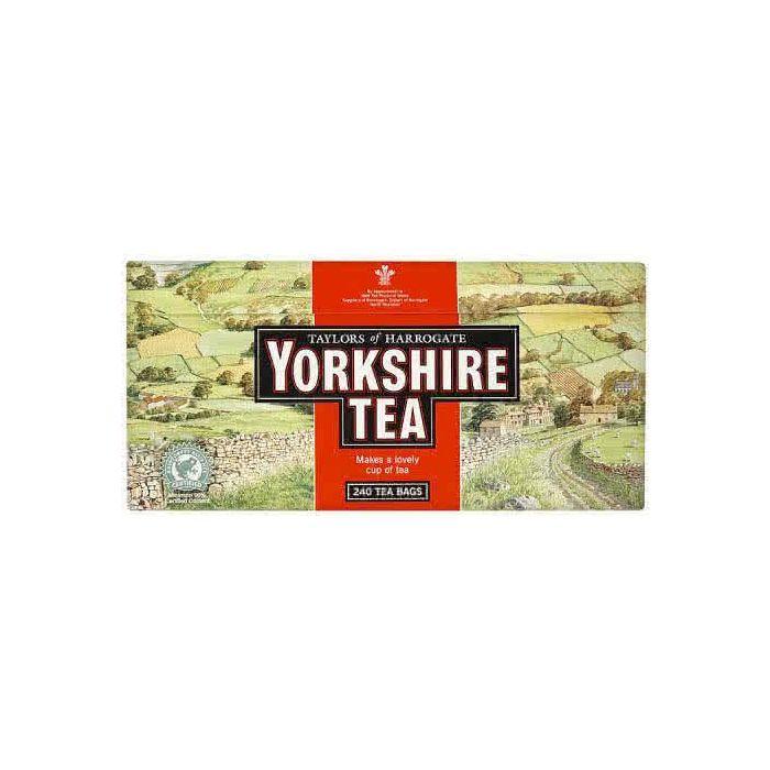 Taylors of Harrogate Yorkshire Tea 240 Bags 750g