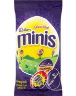 Cadbury Assorted Minis Eggs 250g