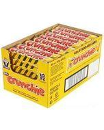 Cadbury milk chocolate Crunchie 40g x 48 wholesale case