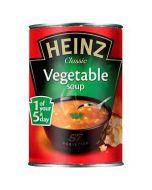 Heinz Classic Vegetable Soup 400g Tin