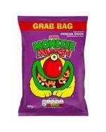 Walkers Mega Monster Munch Pickled Onion 40g Corn Crisps GRAB BAG