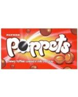 Paynes Poppets CHEWY TOFFEE 39g Box