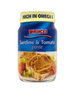 Princes Sardine & Tomato Paste 75g x 12 Wholesale Case